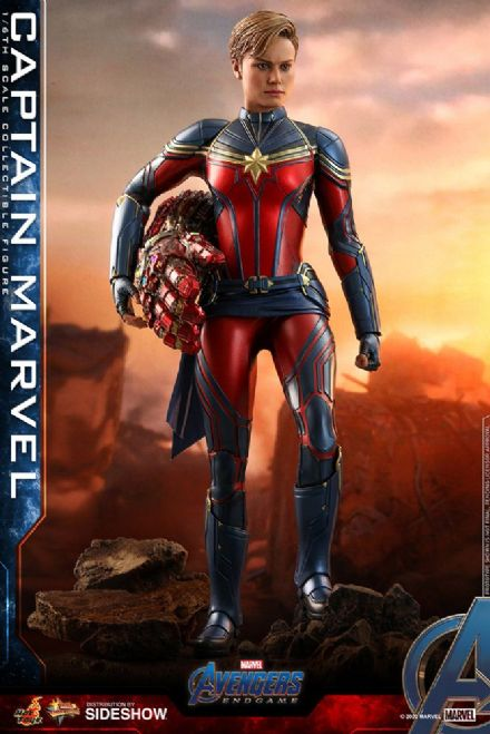 *Pre Order* Hot Toys 1:6 Marvel Avengers: Endgame Captain Marvel